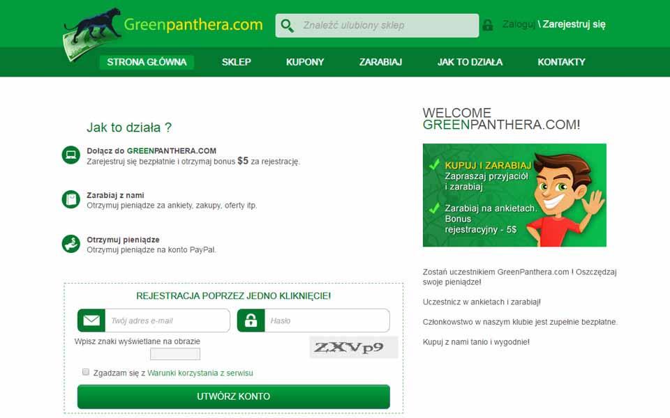 GreenPanthera - Opinie