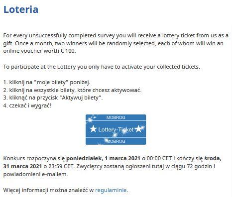 MOBROG - Loteria