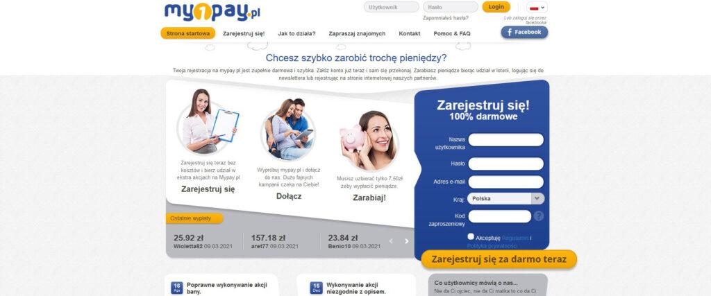 Płatne Ankiety - Mypay