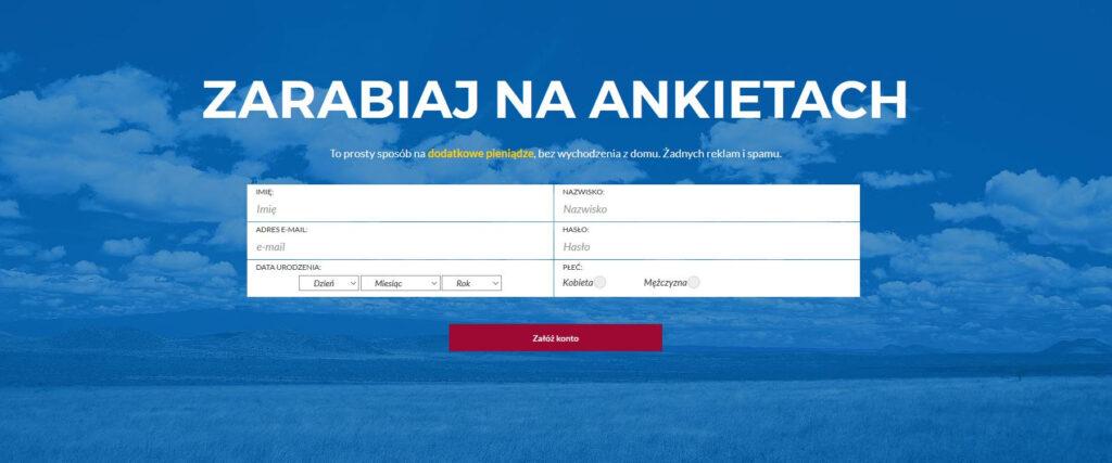 Płatne ankiety - Imas Online