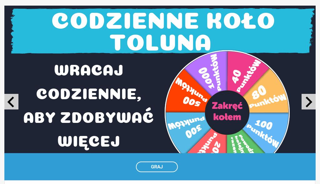 toluna influencers codzienne kolo