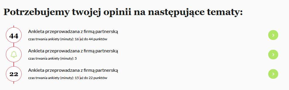 marketagent ankiety - Aktualne Ankiety