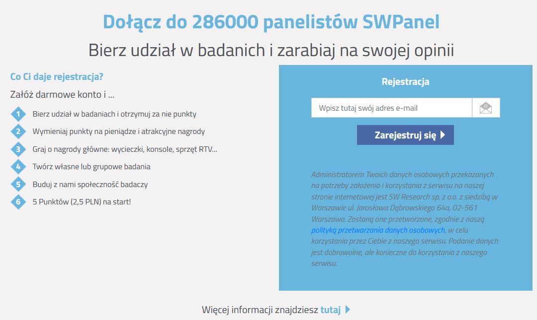 sw panel social points - Rejestracja 2